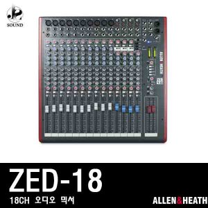[ALLEN&HEATH] ZED-18
